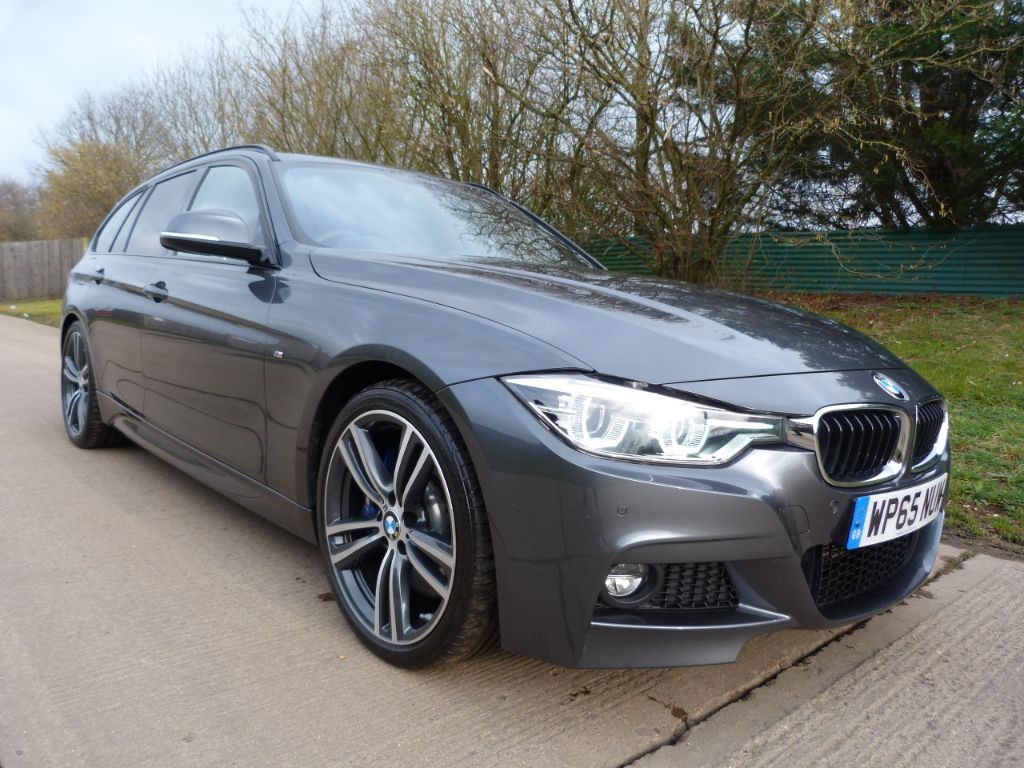 Used Mineral Grey BMW D For Sale Berkshire - 330d bmw