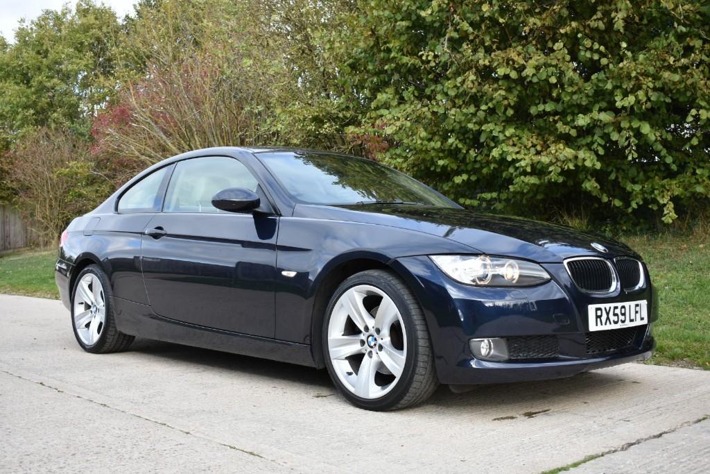 used BMW 320d SE HIGHLINE in Berkshire