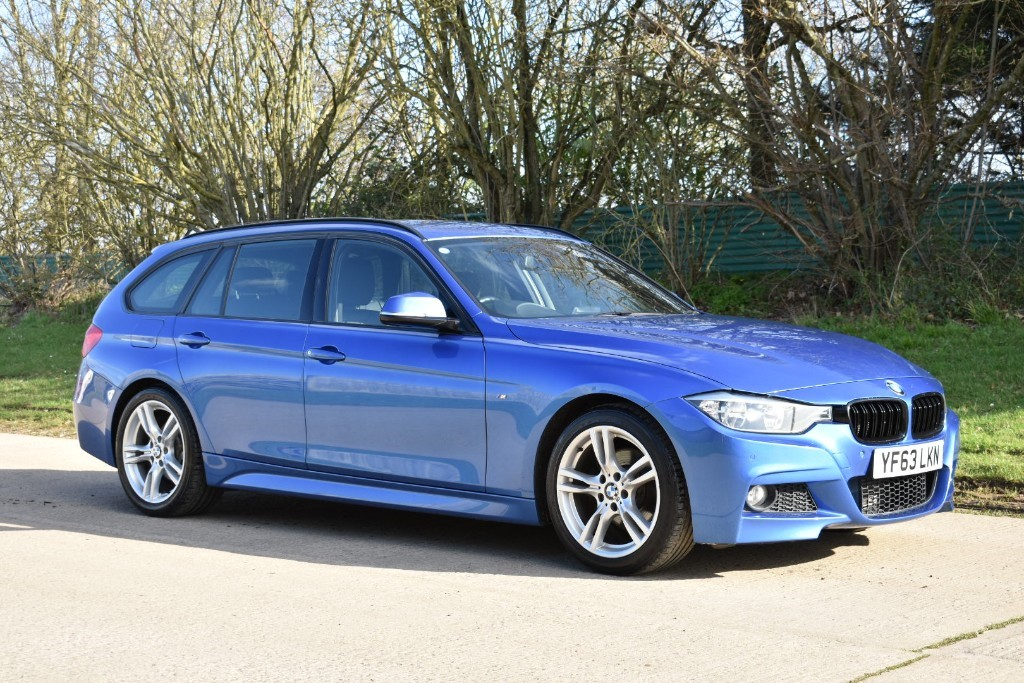 used BMW 320d M SPORT TOURING in Berkshire