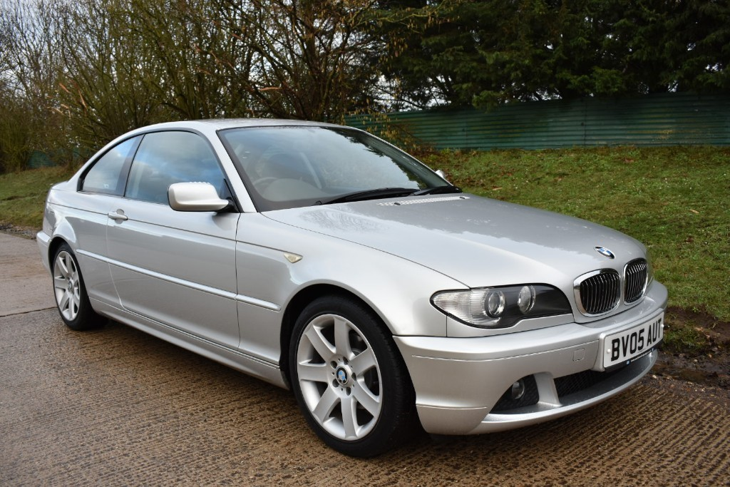 used BMW 320i 320CI SE in Berkshire