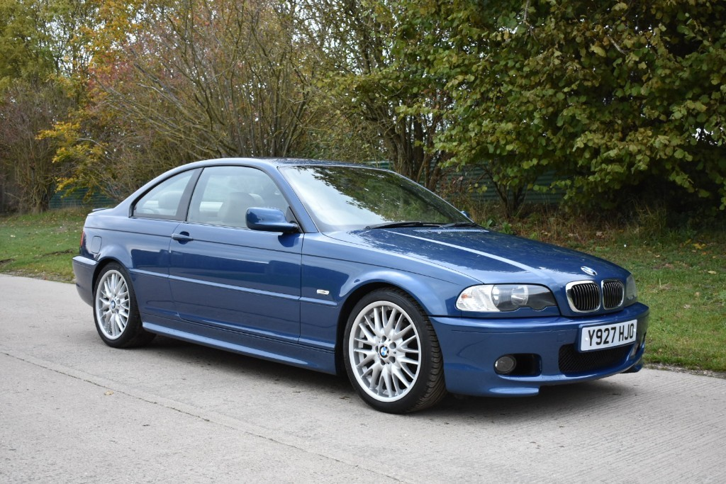 used BMW 325ci SPORT in Berkshire