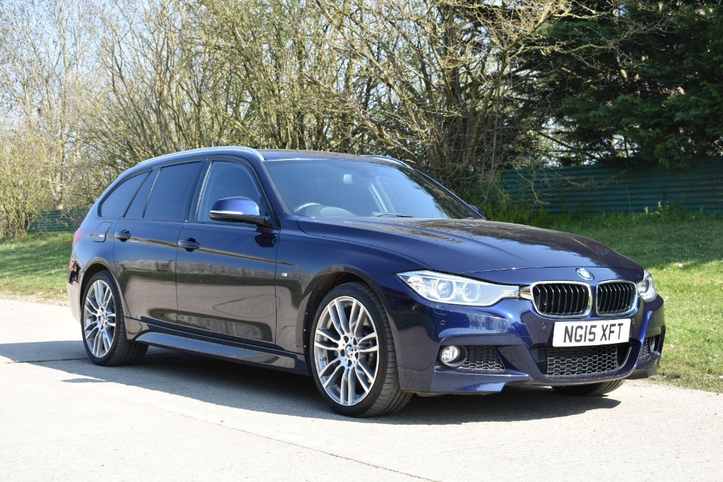 used BMW 330d XDRIVE M SPORT TOURING in Berkshire