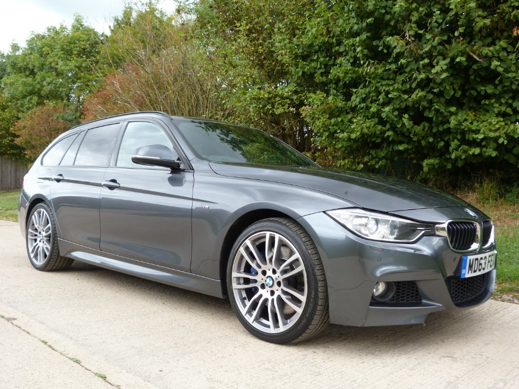 used BMW 335d XDRIVE M SPORT TOURING in Berkshire