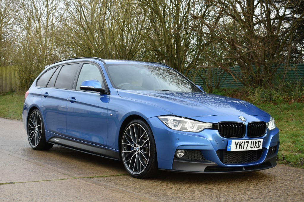 used BMW 340i M SPORT TOURING in Berkshire