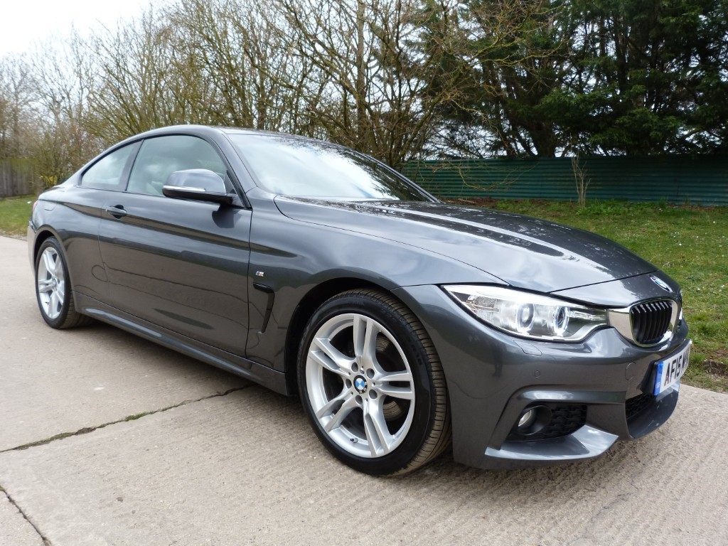 used BMW 420d M SPORT in Berkshire