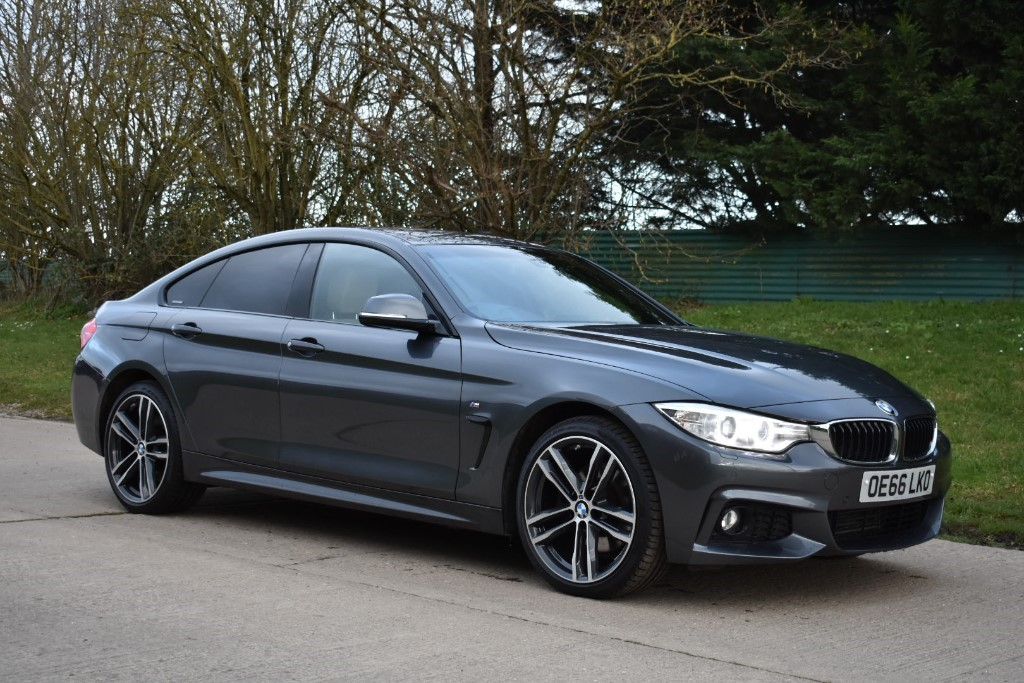 used BMW 430d XDRIVE M SPORT GRAN COUPE in Berkshire