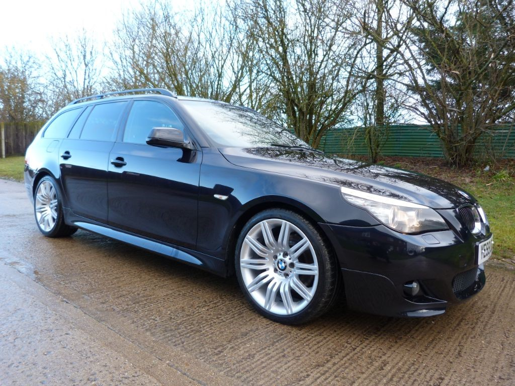 used BMW 525d M SPORT BUSINESS EDITION TOURING in Berkshire