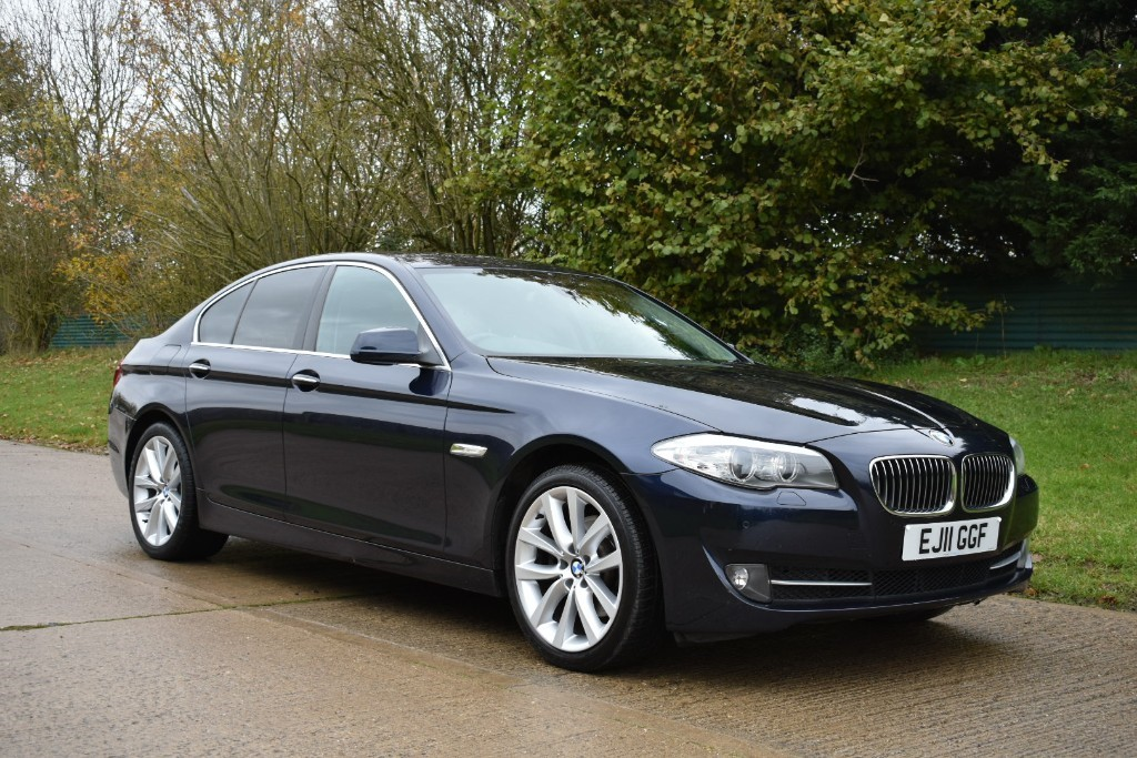 used BMW 520d SE in Berkshire