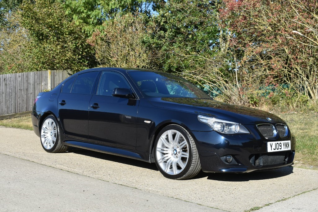 used BMW 535d M SPORT in Berkshire