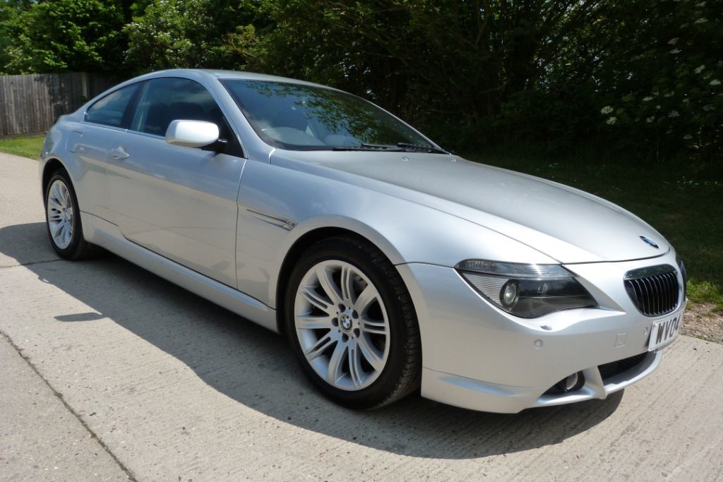 used BMW 645Ci  in Berkshire
