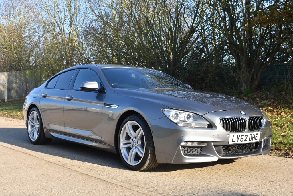 used BMW 640d M SPORT GRAN COUPE in Berkshire