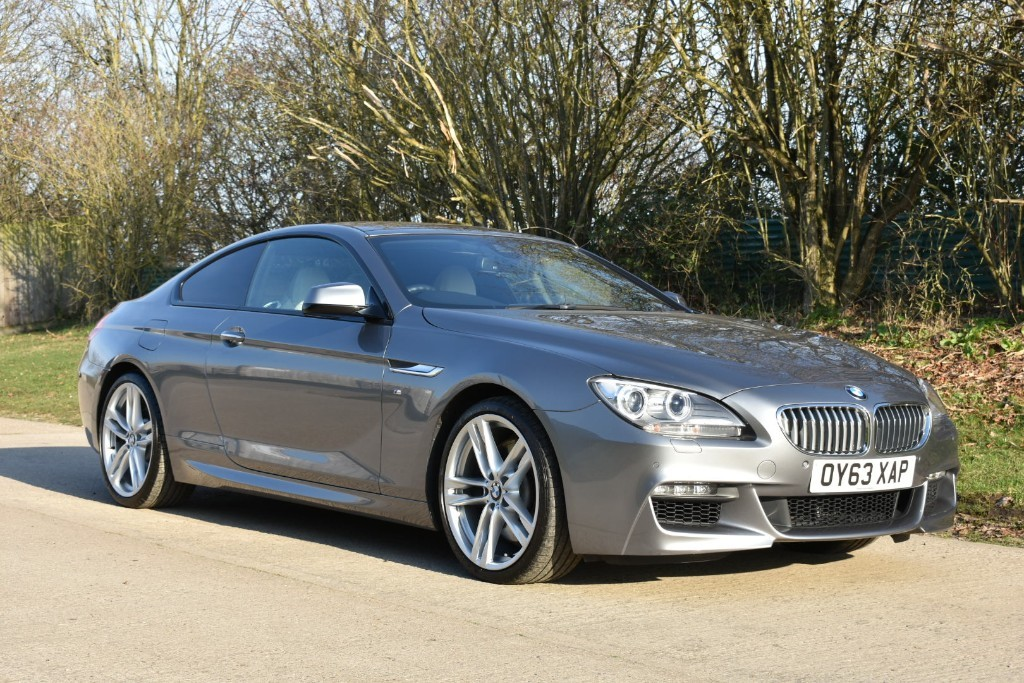 used BMW 650i M SPORT in Berkshire