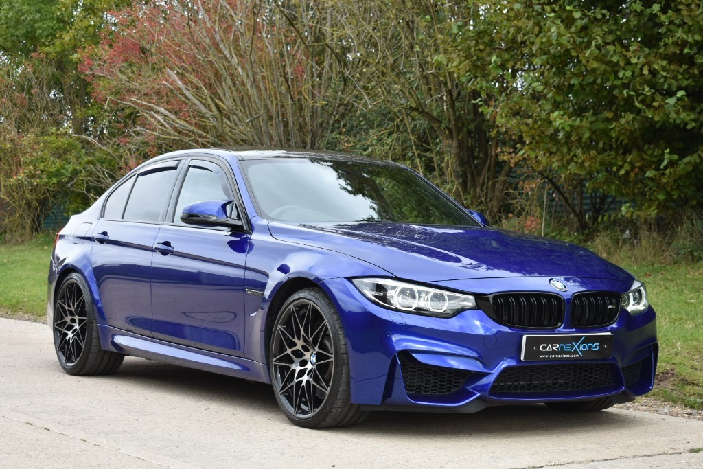 used BMW M3 COMPETITION PACKAGE in Berkshire