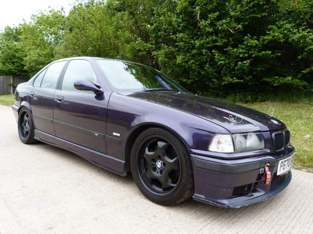 used BMW M3 EVOLUTION in Berkshire