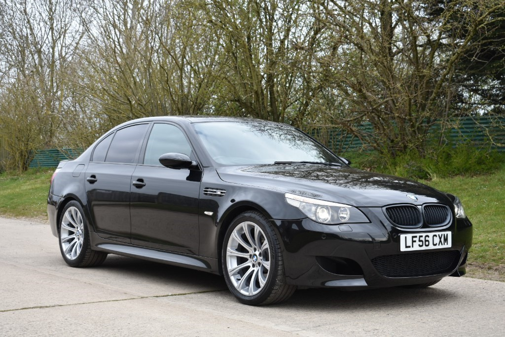 used BMW M5  in Berkshire