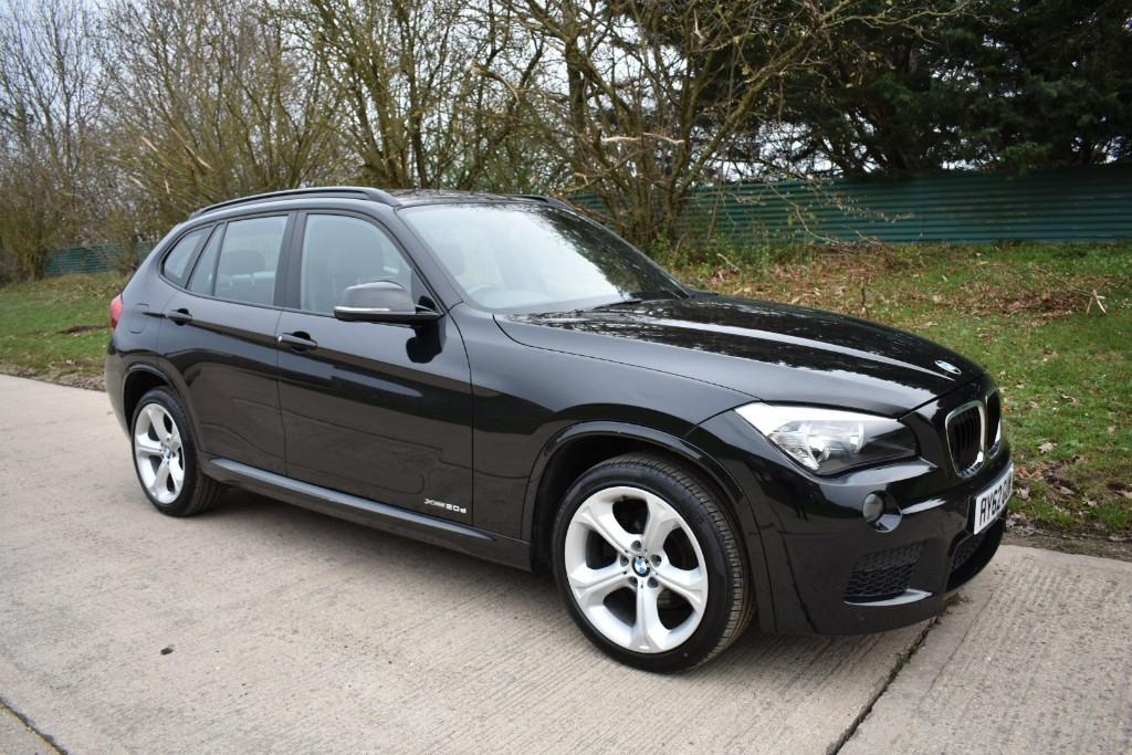 used BMW X1 XDRIVE20D M SPORT in Berkshire