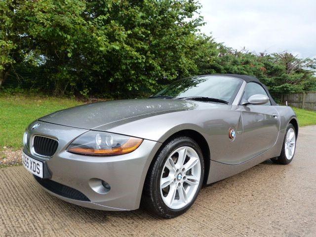 used BMW Z4 SE ROADSTER in Berkshire