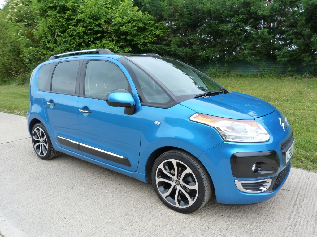 used Citroen C3 HDI EXCLUSIVE PICASSO in Berkshire
