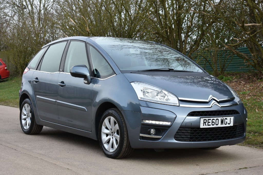 used Citroen C4 HDI VTR PLUS PICASSO in Berkshire