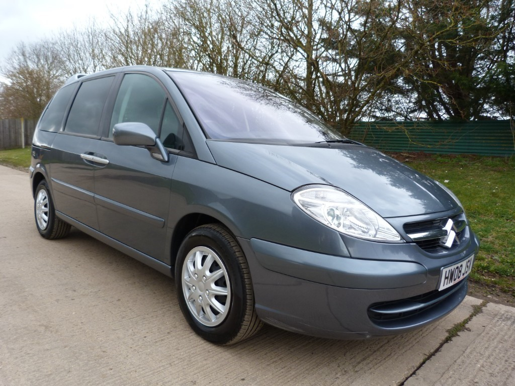 used Citroen C8 16V SX (136BHP) in Berkshire