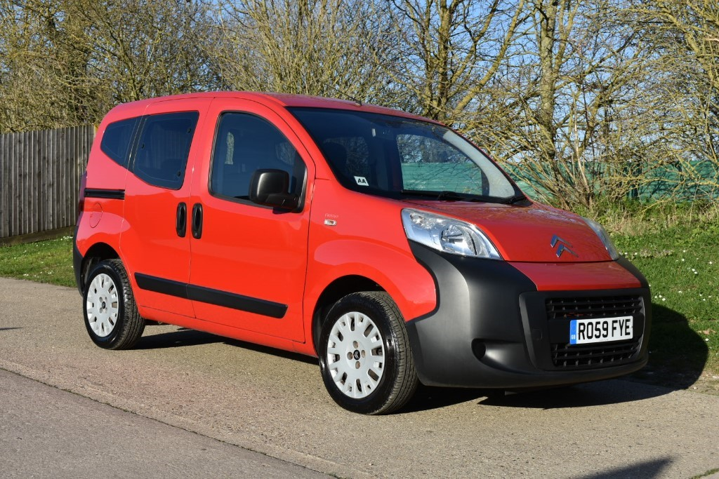 used Citroen Nemo Multispace 8V in Berkshire