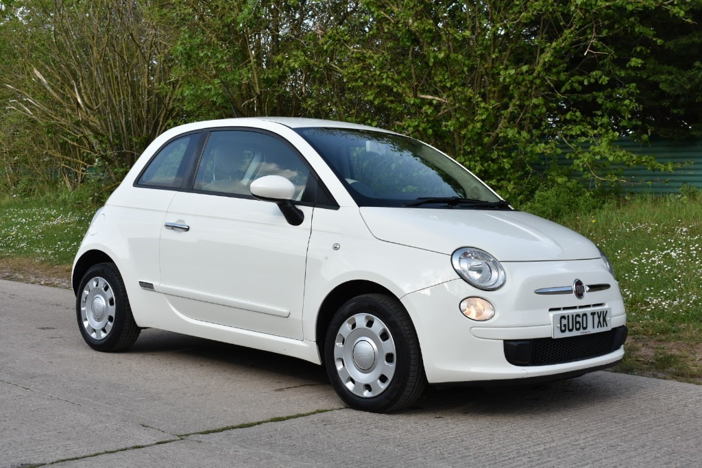 used Fiat 500 POP DUALOGIC in Berkshire