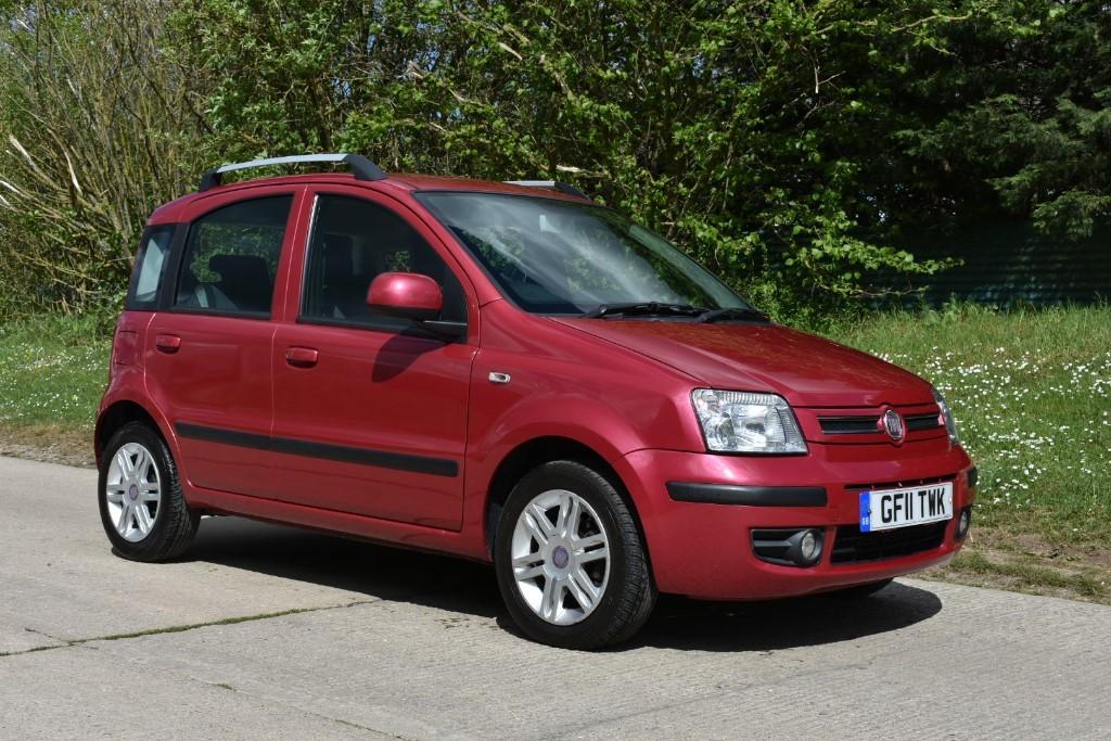 used Fiat Panda MULTIJET DYNAMIC in Berkshire