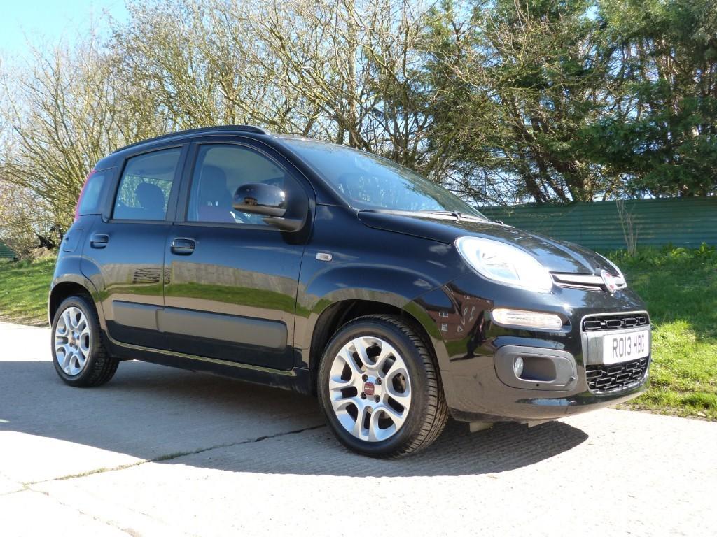 used Fiat Panda LOUNGE in Berkshire
