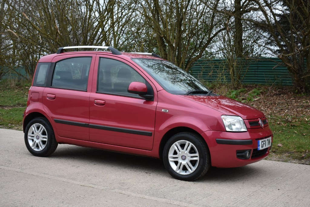 used Fiat Panda MULTIJET DYNAMIC in Berkshire