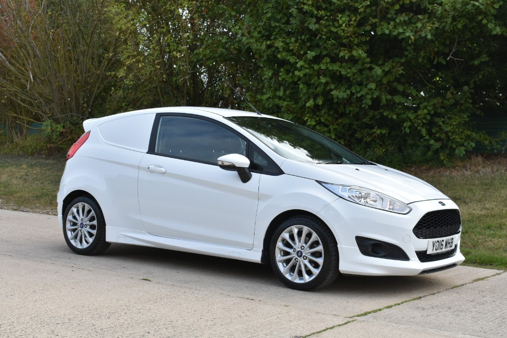 used Ford Fiesta SPORT TDCI in Berkshire