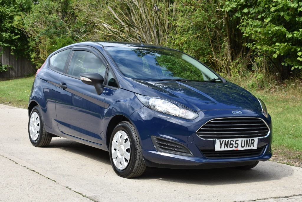 used Ford Fiesta STUDIO in Berkshire