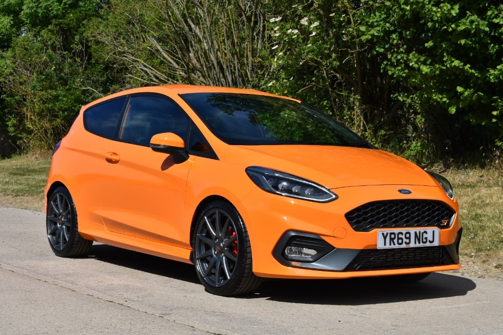 used Ford Fiesta ST PERFORMANCE EDITION in Berkshire