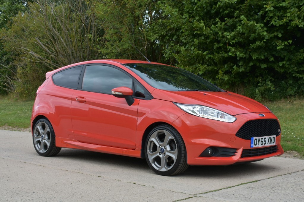 used Ford Fiesta ST-3 in Berkshire