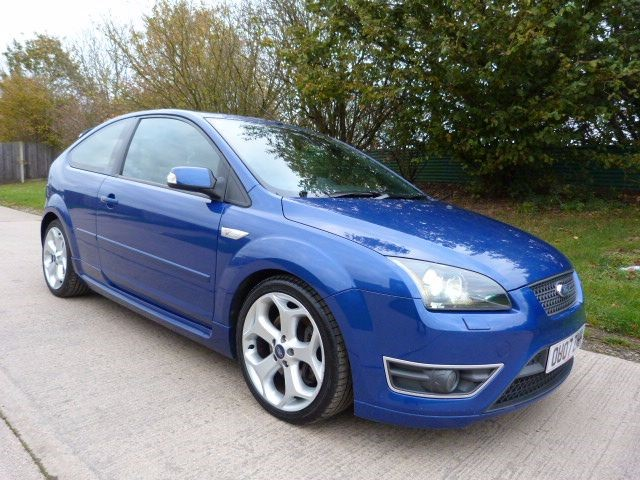 used Ford Focus ST-3 in Berkshire
