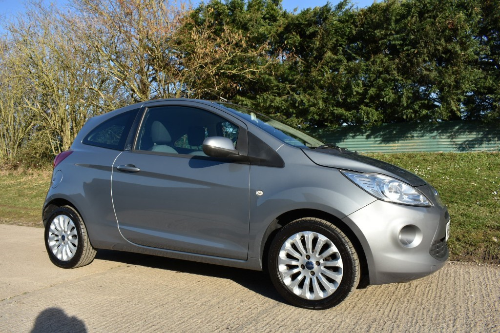used Ford KA ZETEC in Berkshire