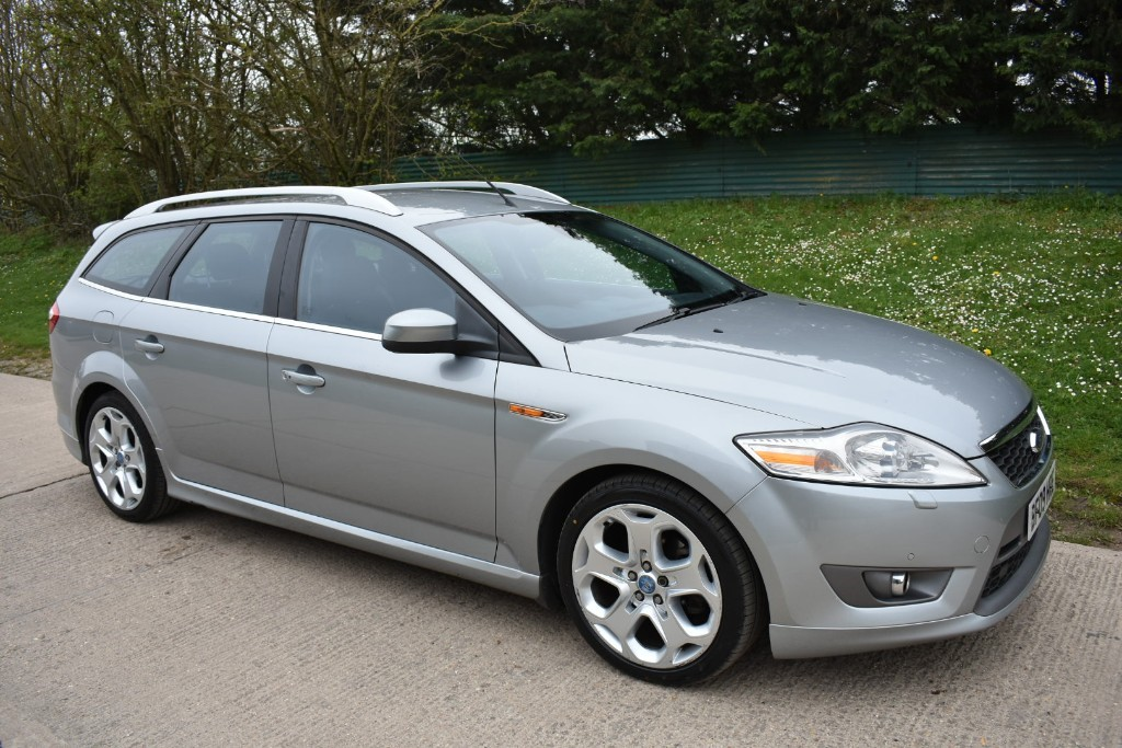 used Ford Mondeo TITANIUM X SPORT TDCI in Berkshire