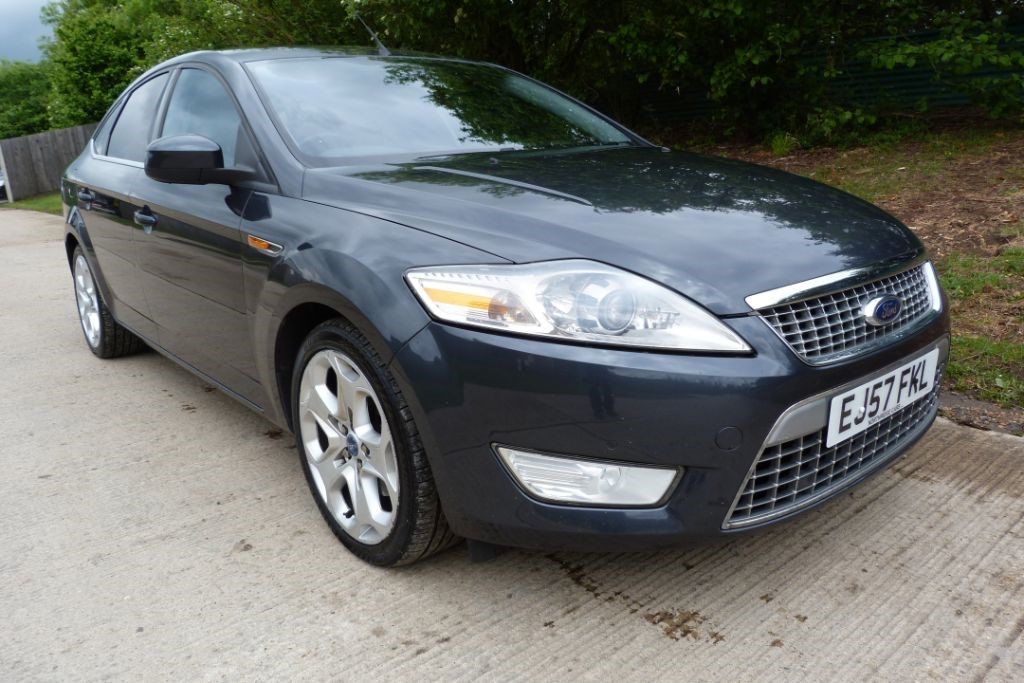 used Ford Mondeo TITANIUM X TDCI in Berkshire