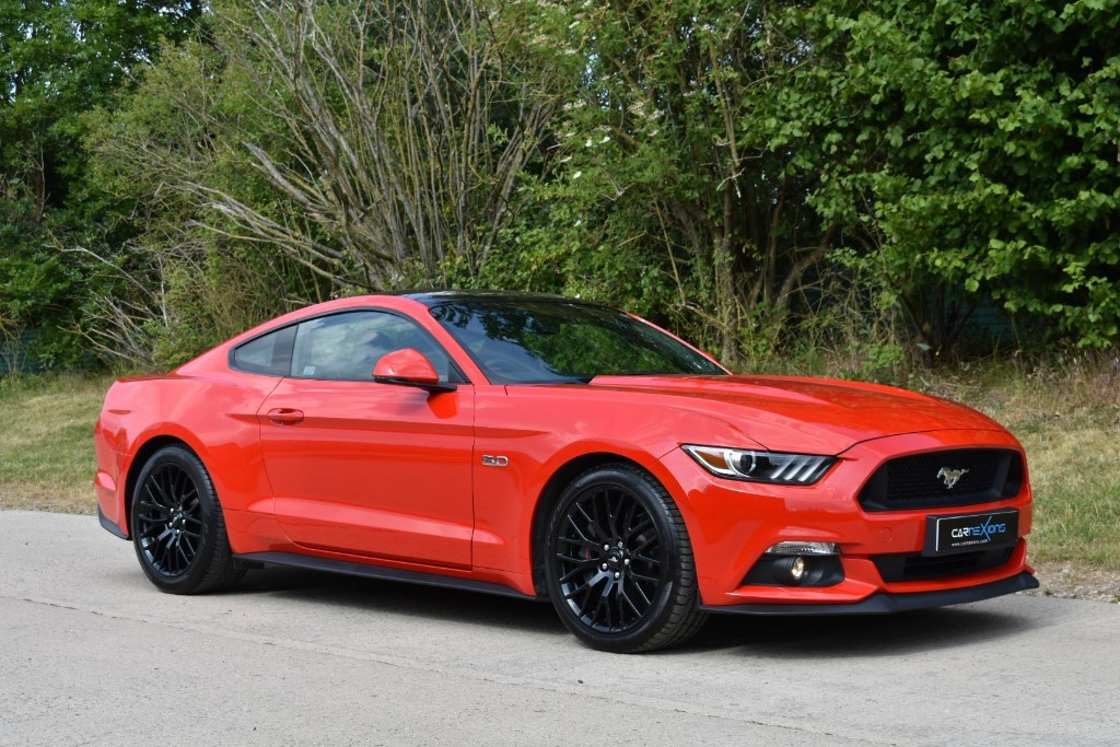 used Ford Mustang GT in Berkshire