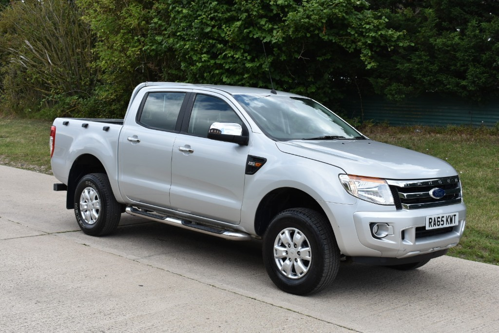 used Ford Ranger XLT 4X4 DCB TDCI in Berkshire