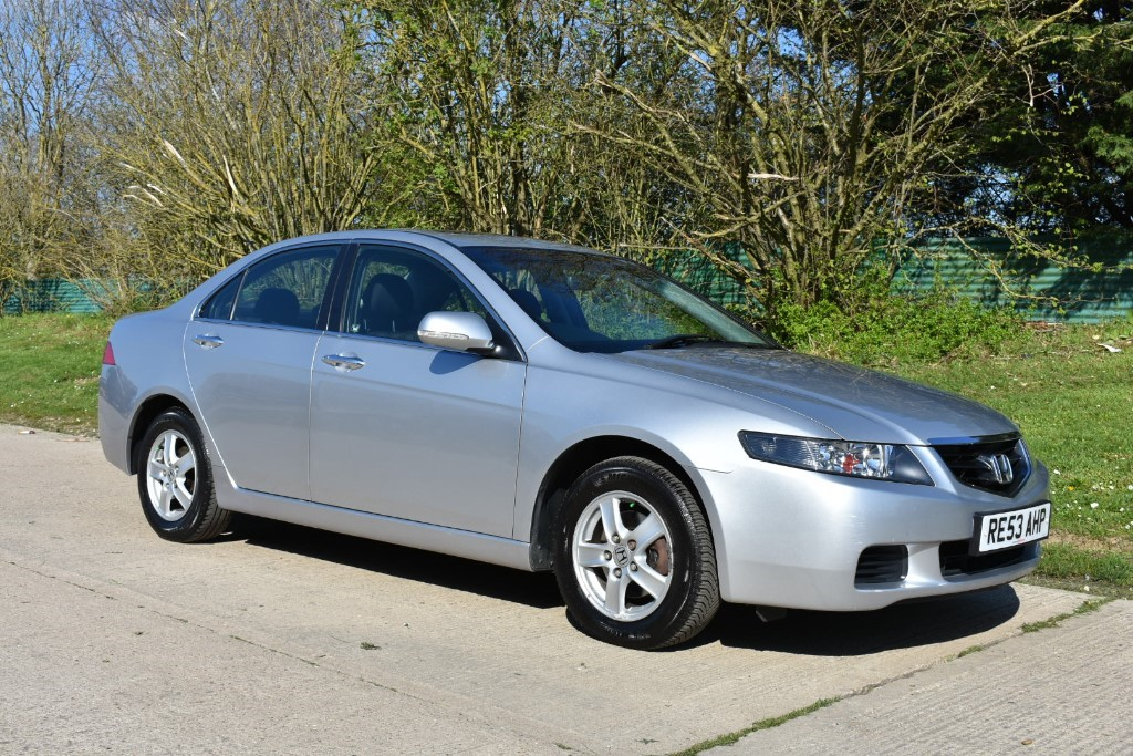 used Honda Accord VTEC SE in Berkshire