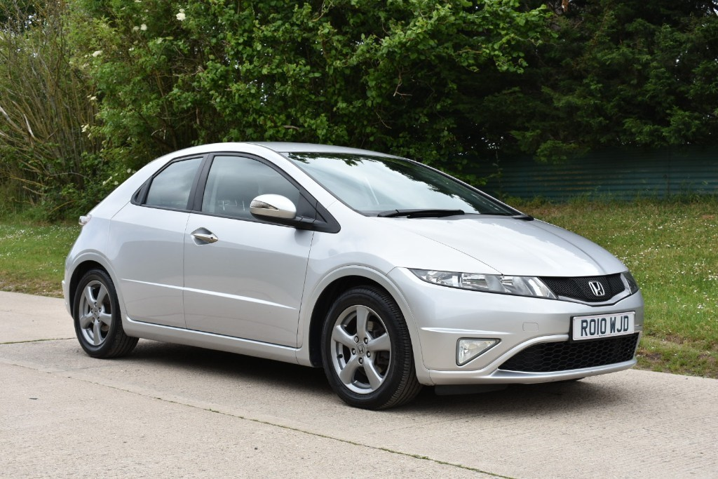 used Honda Civic I-VTEC SI in Berkshire