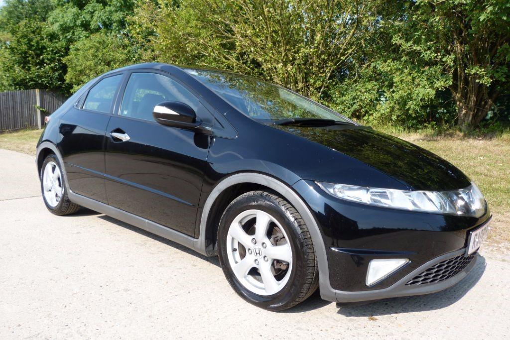 used Honda Civic I-VTEC ES I-SHIFT in Berkshire