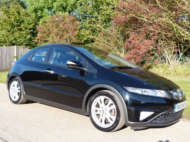used Honda Civic I-VTEC EX GT in Berkshire