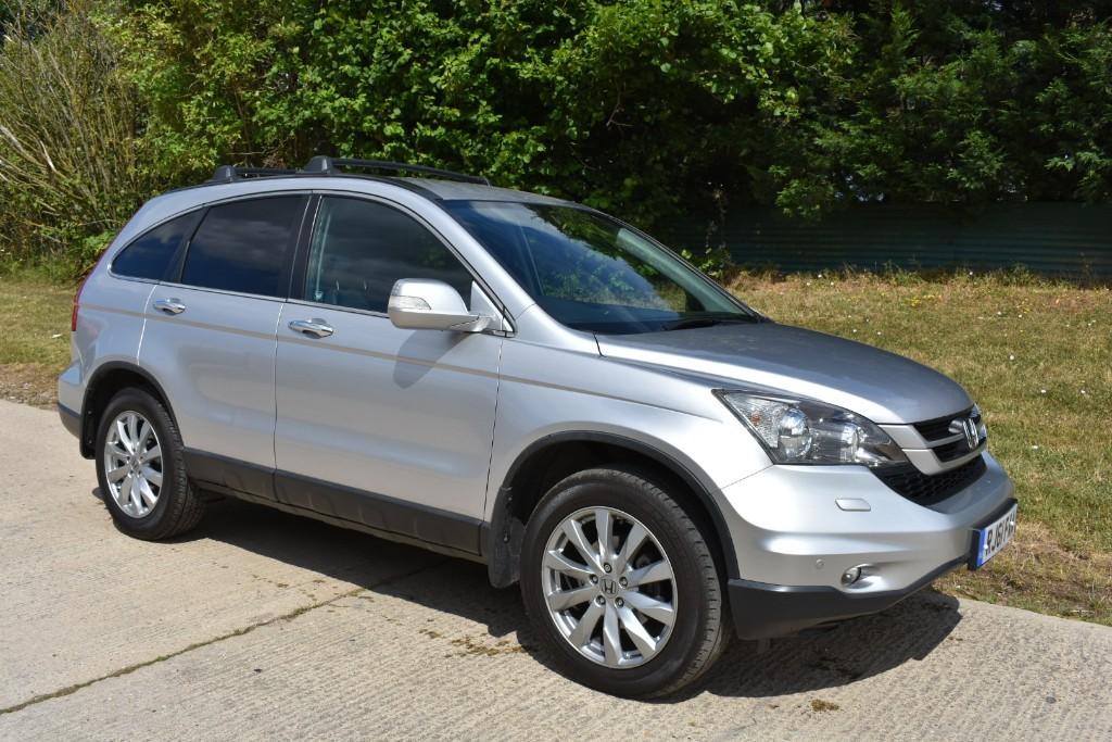 used Honda CR-V I-DTEC ES-T in Berkshire