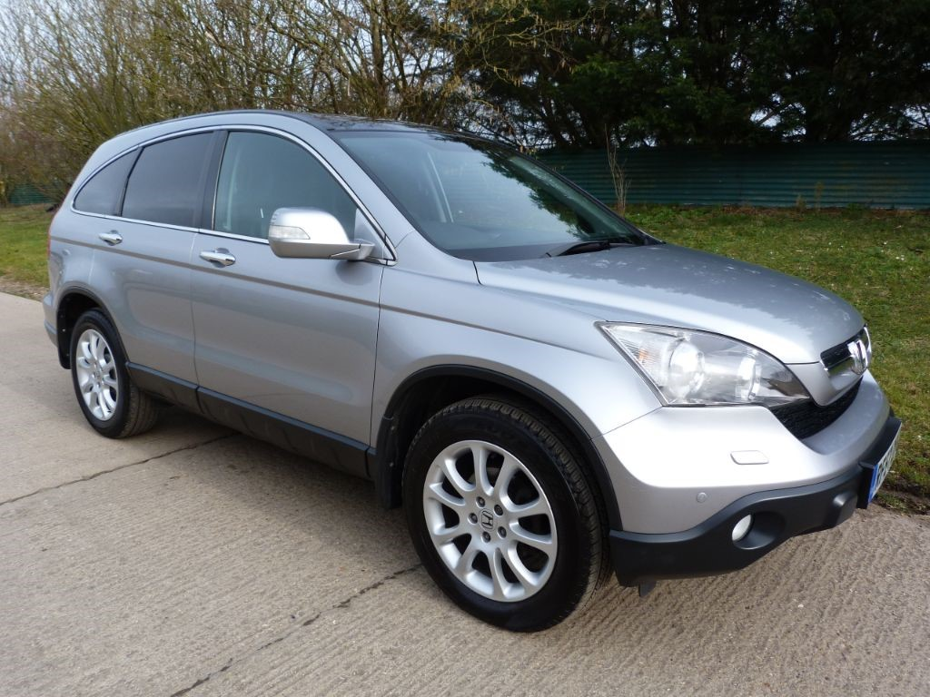 used Honda CR-V I-CTDI EX in Berkshire
