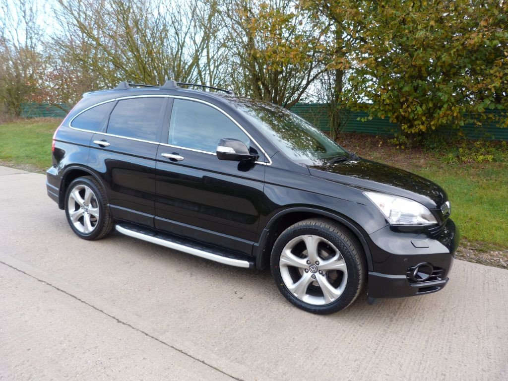 used Honda CR-V I-VTEC EX in Berkshire