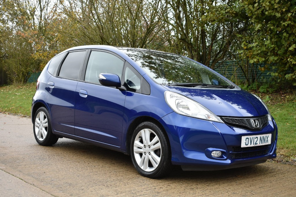 used Honda Jazz I-VTEC EX in Berkshire