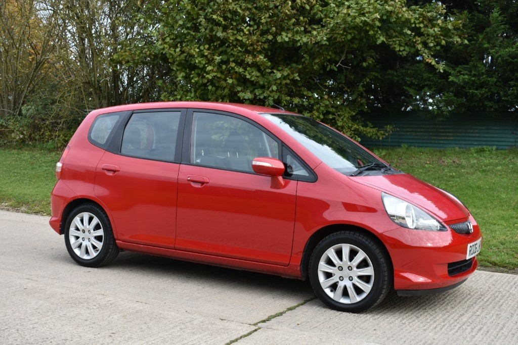 used Honda Jazz DSI SE in Berkshire