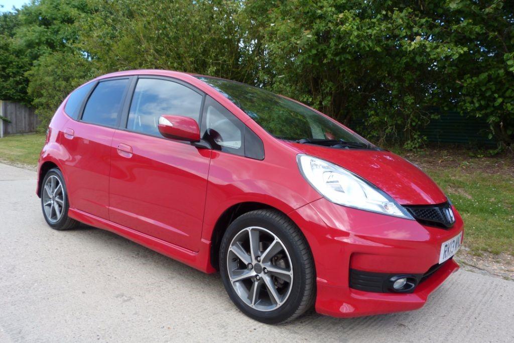 used Honda Jazz I-VTEC SI in Berkshire
