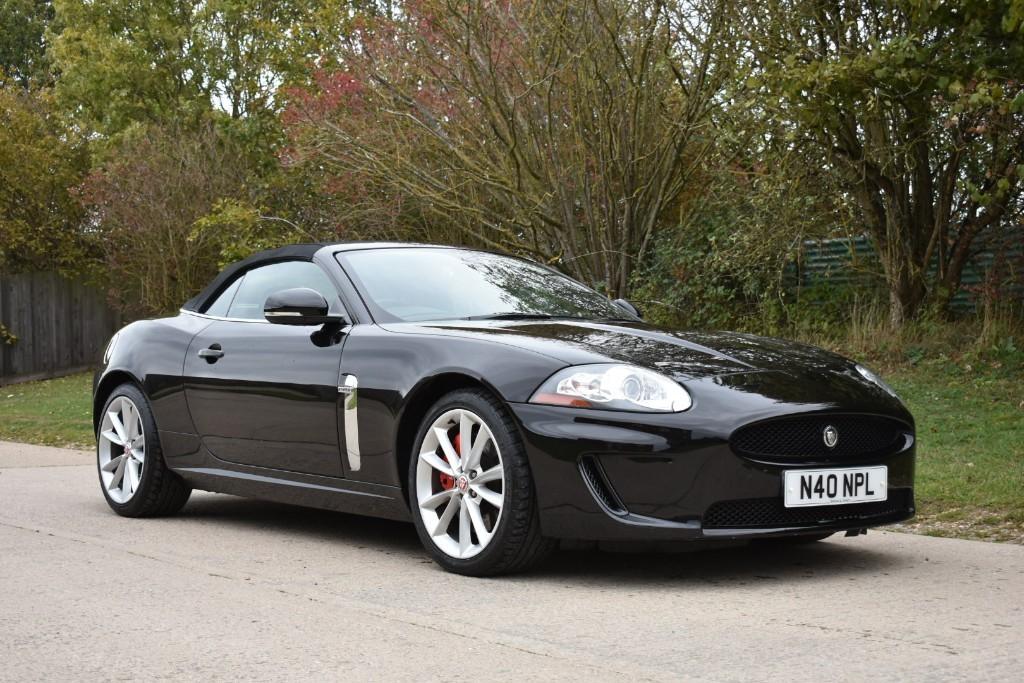 used Jaguar XK XK in Berkshire
